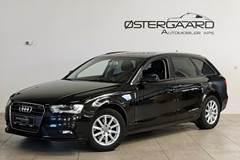 Audi A4 1,8 TFSi 170 Avant Multitr.