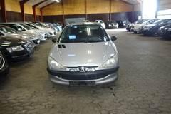 Peugeot 206 1,9 XR