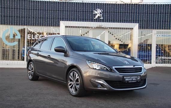 Peugeot 308 1,6 SW  BlueHDi Allure LTD  Stc