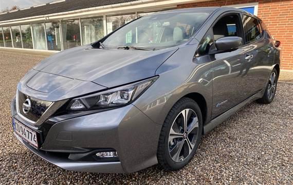 Nissan Leaf EL Tekna 40 kWh  5d Aut.