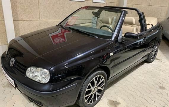 VW Golf IV 1,6 Comfortline Cabriolet