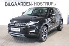 Land Rover Range Rover evoque 2,2 Land Rover Range Rover Evoque eD4 Pure Van