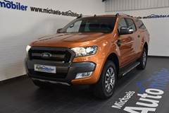 Ford Ranger 2,2 TDCi 160 Db.Kab Wildtrack 4x4
