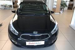 Kia Ceed 1,6 CRDI Premium Plus  5d 6g