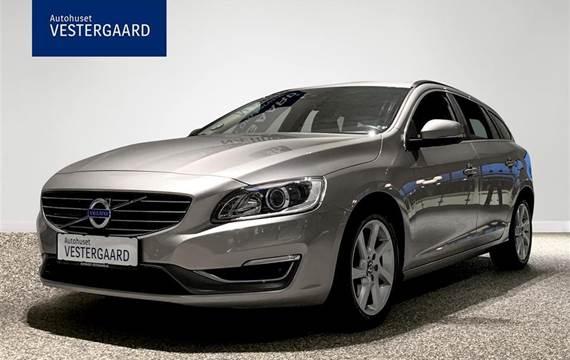 Volvo V60 1,6 T4 Momentum Powershift  Stc 6g Aut.