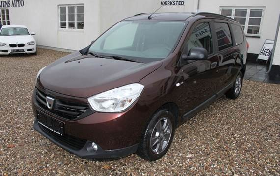 Dacia Lodgy 1,6 Sce 100 Limited Edition 7prs