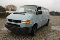 VW Transporter 2,5 TDi 102
