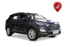 Hyundai Tucson 1,6 T-GDi Trend DCT