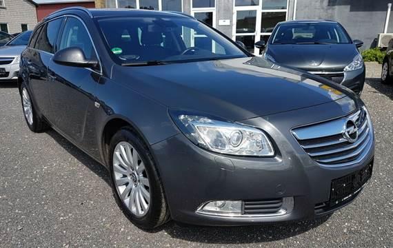 Opel Insignia 1,6 T 180 Cosmo ST