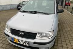 Hyundai Matrix 1,5 CRDi 110 GL Van