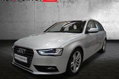 Audi A4 3,0 TDi 204 S-line Avant Multitr.