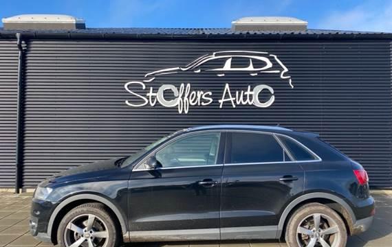 Audi Q3 2,0 TDi 140 Van