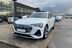 Audi e-tron Audi E-tron Sportback el EL S Line Prestige Quattro 313HK 5d Aut.