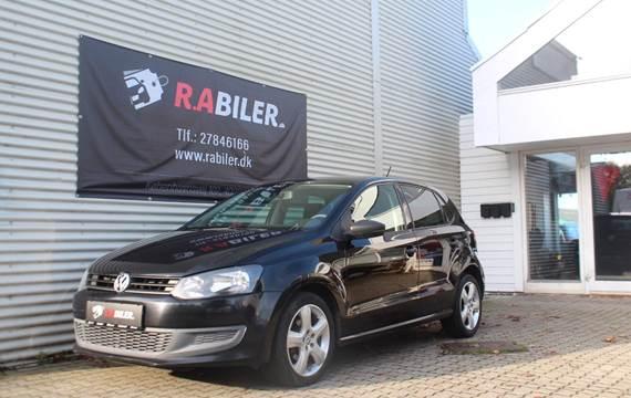 VW Polo 1,6 TDi 75 Trendline
