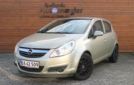 Opel Corsa 1,0 12V Edition