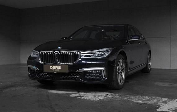 BMW 750i 4,4 aut.