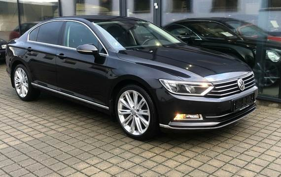 VW Passat 2,0 TDi 150 Highline DSG