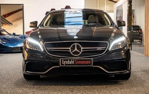 Mercedes CLS63 5,5 AMG S SB aut. 4-M