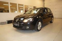 VW Golf VI 2,0 TDi 140 Highline BMT