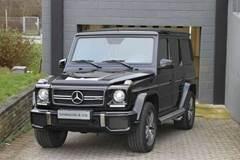 Mercedes G63 5,5 AMG aut.