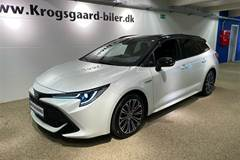 Toyota Corolla Touring Sports 2,0 B/EL H3 Premiumpakke E-CVT 180H