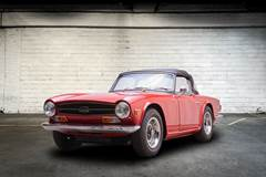 Triumph TR6 2,5 PI