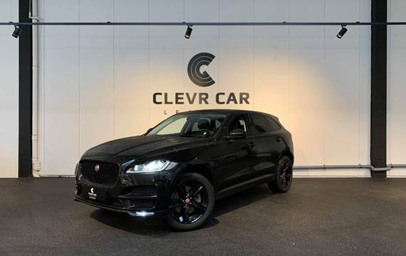 Jaguar F-Pace D300 AWD Blacked Out