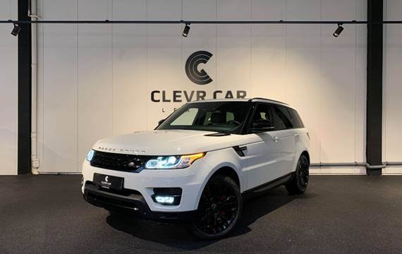 Land Rover Range Rover sport Land Rover Range Rover Sport 4.4 SDV8