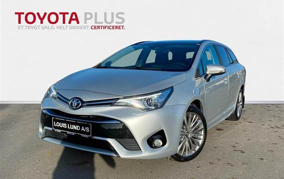 Toyota Avensis 2,0 Touring Sports  D-4D T2 Premium  Stc 6g