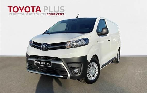 Toyota ProAce 2,0 Medium  D Comfort Masterpakke  Van 8g Aut.