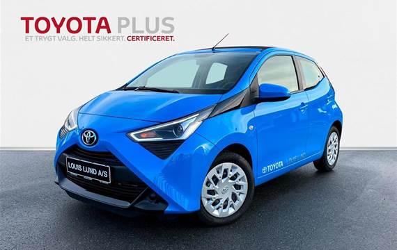 Toyota Aygo 1,0 1.0 benzin (72 hk)