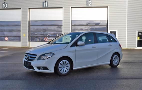 Mercedes B180 d 1,8 CDI BlueEfficiency  6g