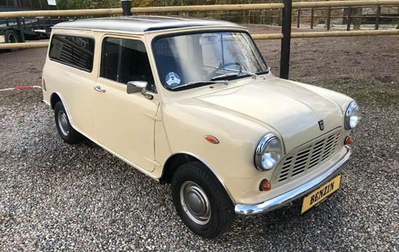 Morris Mascot Mini 1000 Van