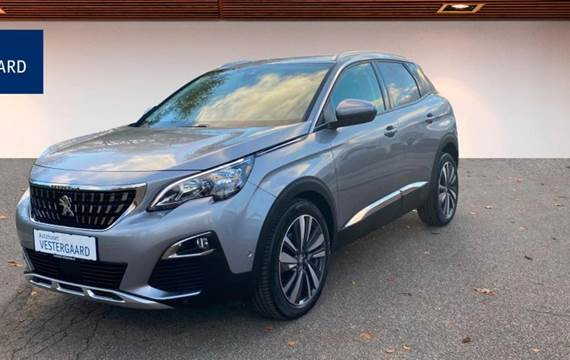 Peugeot 3008 1,5 BlueHDi Allure LTD  6g