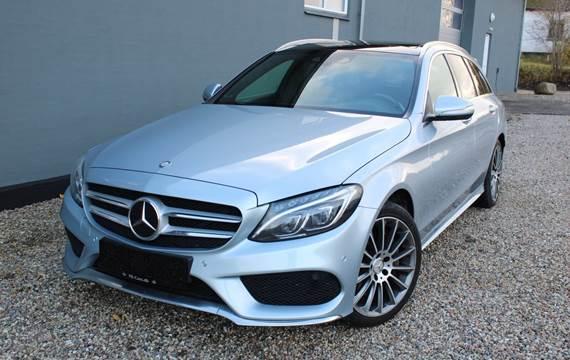 Mercedes C250 2,2 BlueTEC AMG Line stc. aut.