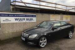 Mercedes C250 d 2,2 CDI BlueEfficiency  7g Aut.