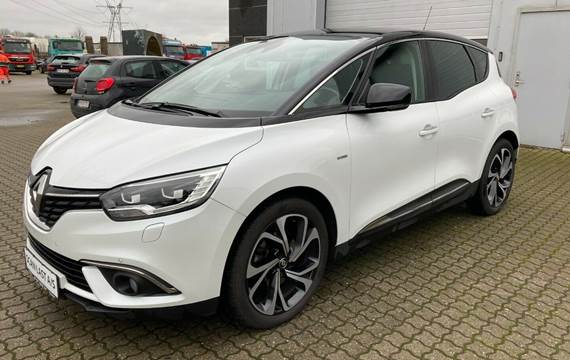 Renault Scenic IV 1,5 dCi 110 Bose Edition EDC