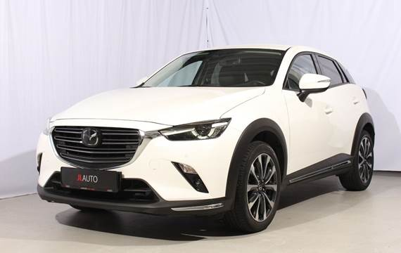 Mazda CX-3 1,8 Sky-D 115 Optimum aut.