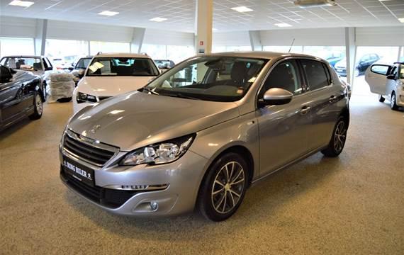 Peugeot 308 1,6 BlueHDi 120 Style
