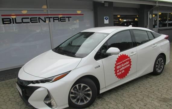 Toyota Prius 1,8 Plug-in Hybrid H3 MDS