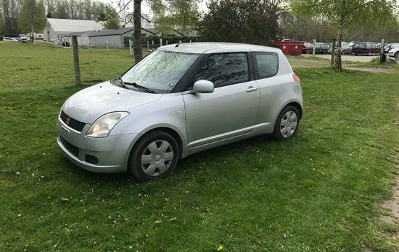 Suzuki Swift 1,3 GL-A aut.