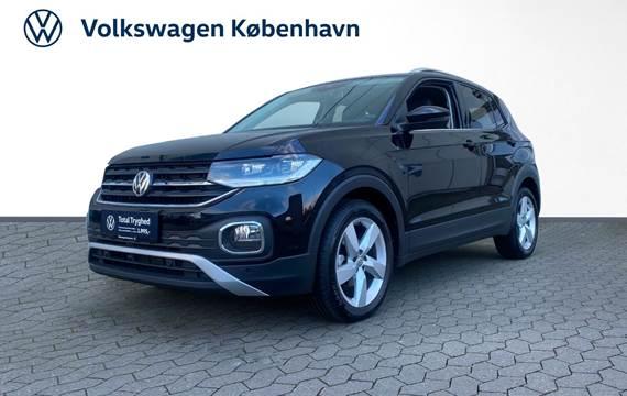 VW T-Cross 1,5 TSi 150 Style DSG
