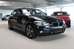 BMW 118d 2,0 D  3d 6g
