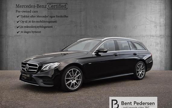 Mercedes E220 d 2,0 T  CDI 9G-Tronic  Stc 9g Aut.