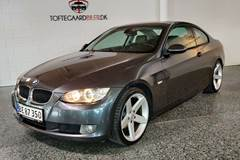 BMW 320d 2,0 Coupé Steptr.