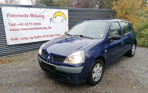Renault Clio II 1,2 8V Storia