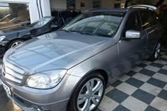 Mercedes C350 3,0 CDi stc. aut. 4-M BE Van