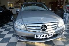 Mercedes C350 3,0 CDi Elegance stc. aut. 4-M BE