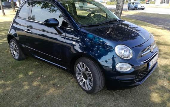 Fiat 500 0,9 TwinAir Summer Edition MTA Start/Stop  3d Aut.