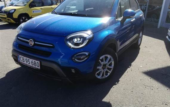 Fiat 500X 1,0 FireFly City Cross First Edition  5d 6g